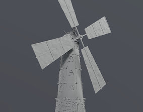 The Mill 3D model