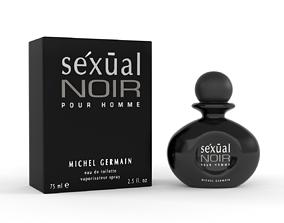 3D Michel Germain Sexual Noir Pour Homme