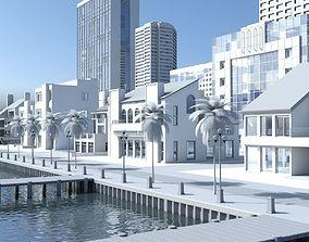 3d City Port port