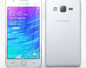 3D Samsung Z1 White