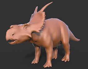 Achelousaurus 3D print model