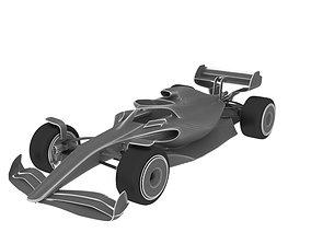 formula 1 2021 concept 3D