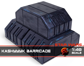 Star Wars Imperial Hanger Crate 1-48 scale 3D print model