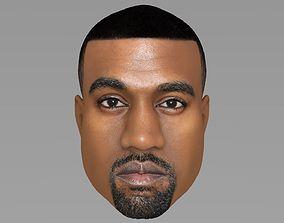 3D Kanye West