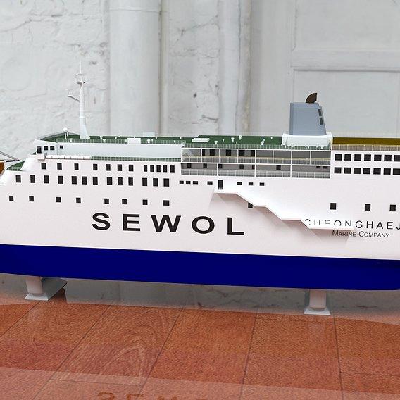 MV Sewol