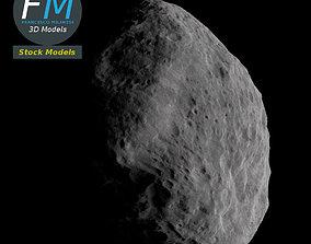 3D PBR Asteroid