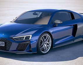 3D model Audi R8 2019
