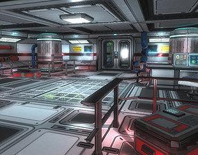 3D asset Scifi Kit Vol 1
