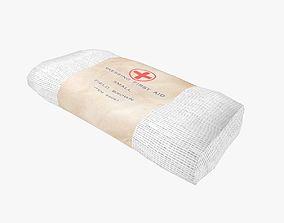 Gauze Bandage 3D asset