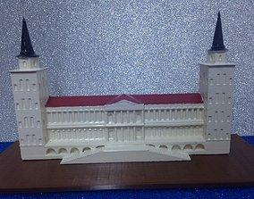 Kuleli Building 3D print model
