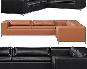 De Sede DS-7 sofa 3D