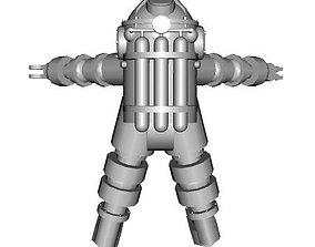 TRITONIA002XD 3D model