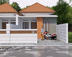 HOUSE TYPE 36 3D printable model
