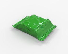 3D model Candy wrapper v2