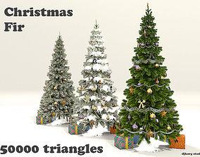 Christmas Fir 3D