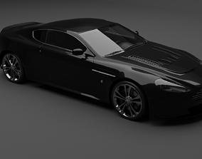 Aston Martin Vantage 2009-2018 3D