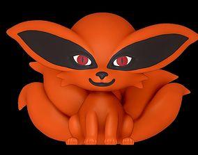 3D printable model Naruto Kurama Fan Art