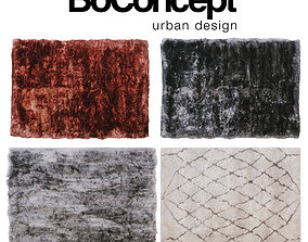 3D Set carpet Boconcept