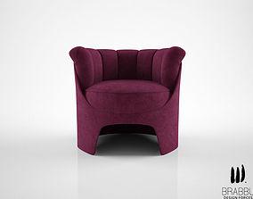3D Brabbu Hera chair