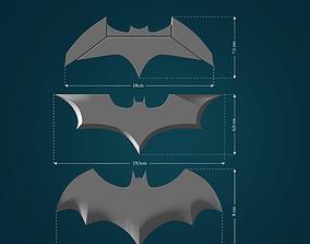 3D printable model Bat Throwing Stars from Batman