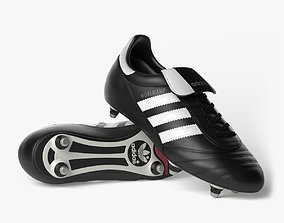 3D Adidas World Cup Boots