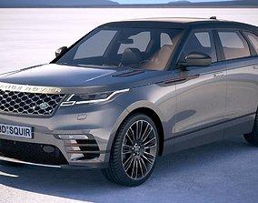Land Rover Range Rover Velar 2018 3D