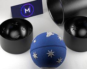 Star sphere 3D print model