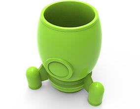 3D print model Rocket Cup