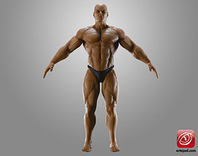 BodybuilderB 3D