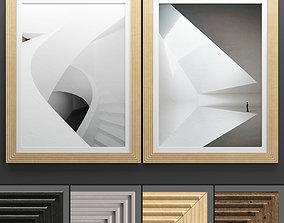 Art Frame 663 3D asset