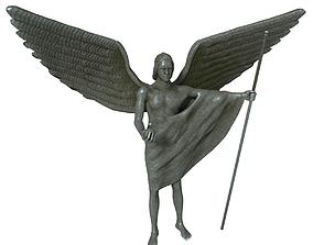 Angel Statue 3D asset realtime