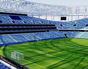 3D Nizhny Novgorod Stadium - Russia