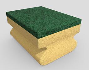 3D asset Sponge