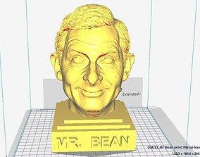 3D printable model Mister Bean sculpture
