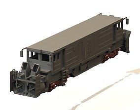 Hurricane TMZ 3D print model