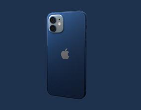 3D model iPhone12