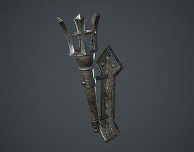 Torch 3D asset VR / AR ready