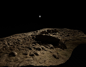 Photogrammetry Rock Pile 3D model