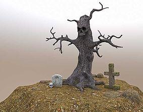 3D Evil Tree - Full Set