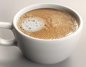 3D model cup tea Coffee