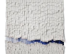 3D Lucas Ferreira Hidden Depths panno
