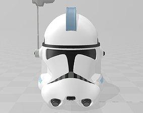 3D print model Star Wars Arc Clone Trooper Fives Phase II