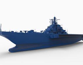Battleship mod21 3D print model