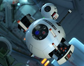 3D SC20 Drones and Crates 1