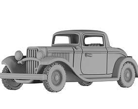 3D printable model of Ford 1932