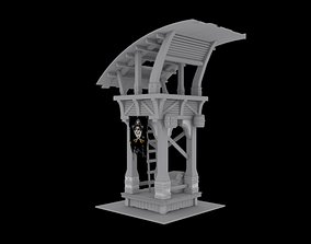 Archer Tower 3D print model