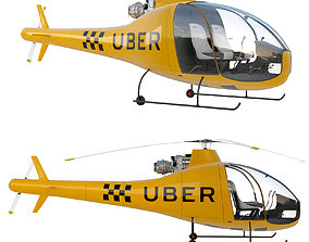 HAD1-T Helineo Uber 3D