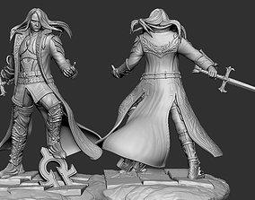 MTG Sorin Markov Magic The Gathering 3D printable model