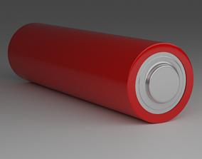 alkaline AA Battery 3D model