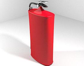 3D model Fire Extinguisher - Type 2